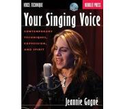 Book Your Singing Voice