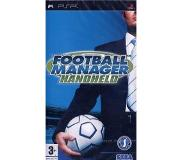 Games Football Manager Handheld - Sony PSP (käytetty)