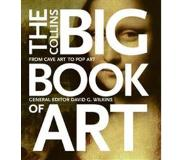 Book The Collins Big Book of Art: From Cave Art to Pop Art