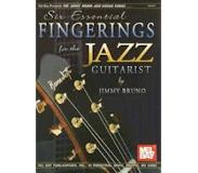 Book Six Essential Fingerings for the Jazz Guitarist