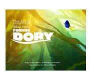 Book The Art of Finding Dory