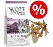 "Wolf of Wilderness Vaihtoehtoisesti: Wolf of Wilderness Senior ""Green Fields"" - lammas - 12 kg"