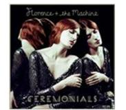 Cd Florence + the Machine - Ceremonials (Music CD)