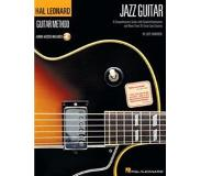 Book Hal Leonard Guitar Method - Jazz Guitar (Book/Online Audio)
