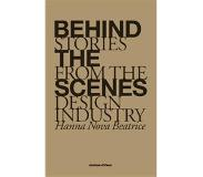 Book Behind the Scenes : stories from the design industry