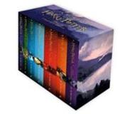 Rowling, J. K. Harry Potter Box Set: The Complete Collection Children's Paperback