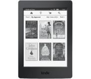 Kindle Paperwhite 3, Musta
