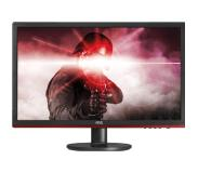 "AOC Gaming G2460VQ6 LED display 61 cm (24"") Full HD LCD Matta Musta"
