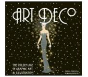 Book Art Deco - The Golden Age of Graphic Art & Illustration
