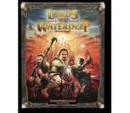 Book Lords of Waterdeep: A Dungeons & Dragons Board Game