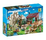 Playmobil Playset Action Climbers Playmobil 9126 (23 pcs)