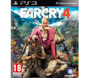 Ubisoft Far Cry 4 PS3 -peli