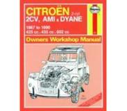 Book Citroen 2CV Owner's Workshop Manual