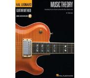 Book Hal Leonard Guitar Method - Music Theory (Book/Online Audio)