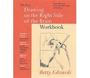 Book New Drawing on the Right Side of the Brain Workbook
