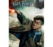 Book Harry Potter - Sheet Music from the Complete Film Series: Piano Solos