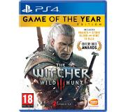 Namco Bandai Games The Witcher 3: Wild Hunt GOTY (PS4)
