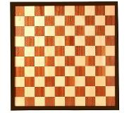 Engelhart chessboard and checkerboard 47x47 cm