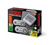 Nintendo Classic Mini: Super Entertainment System Harmaa