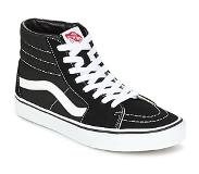 Vans Sk8-Hi Sneakers black / black / white Koko 9.5 US