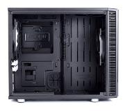 Fractal Define Nano S Black Window Musta
