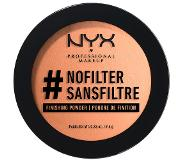 NYX Nofilter Finishing Powder Classic Tan