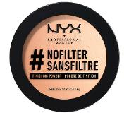 NYX #NoFilter Finishing Powder 9,6g – Porcelain NFFP02