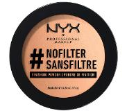 NYX NoFilter Finishing Powder, Medium Olive