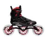 K2 M MOD 125 US 11.5 BLACK/RED
