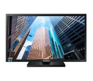 "Samsung S24E650PL LED display 59,9 cm (23.6"") Full HD Musta"