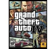 Rockstar Games PC: GTA 4 (Grand Theft Auto IV) (latauskoodi)
