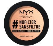 NYX #NoFilter Finishing Powder 9,6 g – Light Beige NFFP05