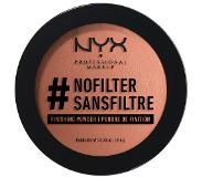 NYX Nofilter Finishing Powder Mahogony