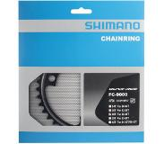 Shimano Dura-Ace chainring 38T BCD110 silver (MC-Type)