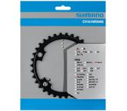 Shimano Tiagra FC-4700 Chainring 10-speed, black 36T 2019 Eturattaat
