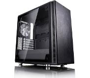 Fractal Define Mini C Tempered Glass Musta