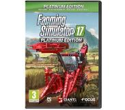 Focus Home Interactive Farming Simulator 17 - Platinum Edition Pc