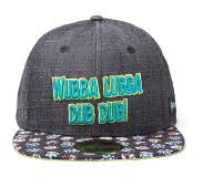 Difuzed Rick And Morty - Wubba Lubba Snapback (One-size)