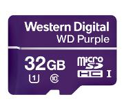 Western Digital Purple Surveillance 32GB microSDHC UHS-I Memory Card