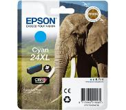Epson Singlepack Cyan 24XL Claria Photo HD Ink