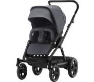 Britax Go Big2 rattaat Black runko/ Graphite Melange