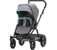 Britax Go Big2 rattaat Black runko/ Dynamic Grey