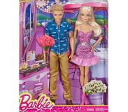 Blu-ray Barbie - Barbie and Ken Cafe 2-pack