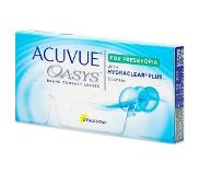 Johnson & Johnson Acuvue Oasys for Presbyopia (6 kpl)