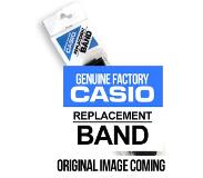 Casio Black resin strap for Casio SGW-400H
