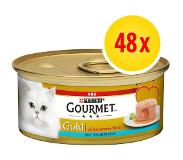 Gourmet Gold Melting Heart 24 x 85 g - kana