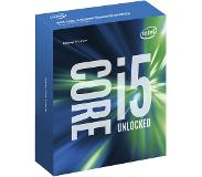 Intel Core   i5-6600K Processor (6M Cache, up to 3.90 GHz) 3.5GHz 6MB Smart Cache Laatikko suoritin