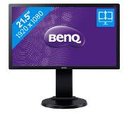 BenQ BL2205PT 21,5inch TFT LED-Backlight 16:9 1.920x1.080 12Mio:1 1.000:1 250cd 2ms DVI-D 2x1W VESA black