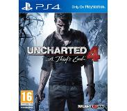 Sony Uncharted 4: A Thief's End - PlayStation 4 - Toiminta/Seikkailu