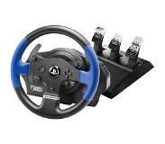 Thrustmaster T150 PRO ForceFeedback Ohjauspyörä + pedaalit PC,PlayStation 4,Playstation 3 Musta, Sininen